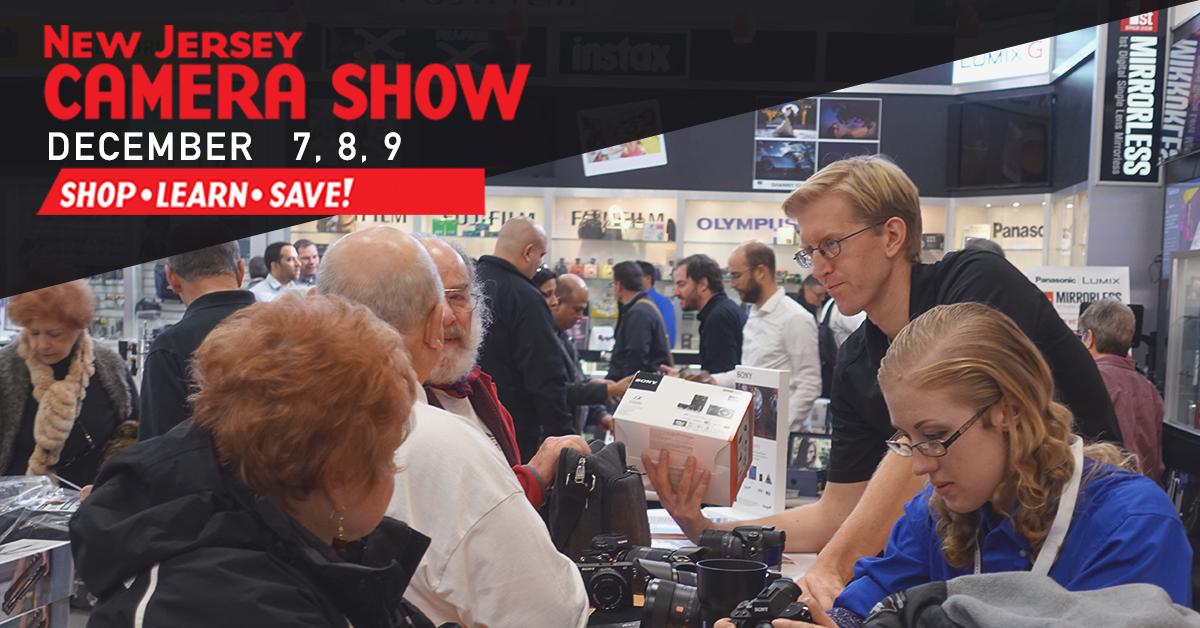 New Jersey Camera Show @ Unique Photo